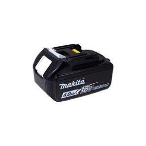 Makita Makita XSH03MZ batteri (4000 mAh, Sort, Originalt)