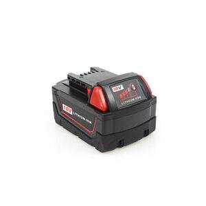 Milwaukee 2759-20 batteri (7500 mAh, Sort)