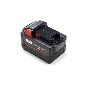Milwaukee HD18 HIWF batteri (9000 mAh, Sort)