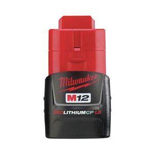 Milwaukee Milwaukee 2454-20 batteri (2000 mAh, Originalt)