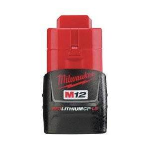 Milwaukee Milwaukee C12 PC batteri (2000 mAh, Originalt)