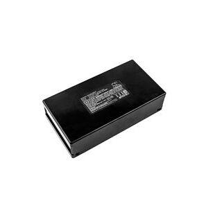 Alpina 124563 batteri (2300 mAh, Sort)