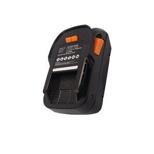 AEG BEWS18BLX125-0 batteri (1500 mAh, Sort)