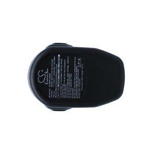 Black & Decker CHT500-2 batteri (2100 mAh)