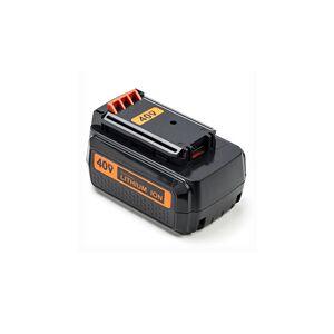 Black & Decker LCS1240 batteri (1500 mAh, Sort)