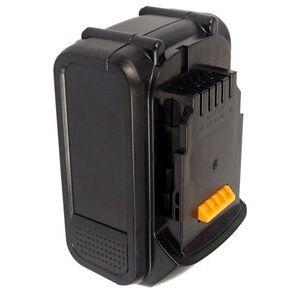 DeWalt DCF889HL2 batteri (3000 mAh, Sort)