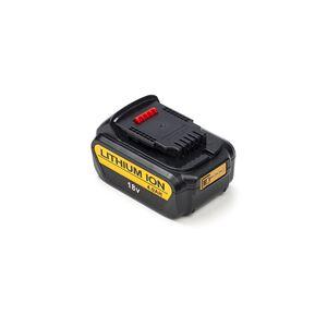 DeWalt DCF801D2 batteri (4000 mAh, Sort)