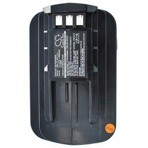 Festool PSBC 400 Cordless batteri (3000 mAh, Sort)