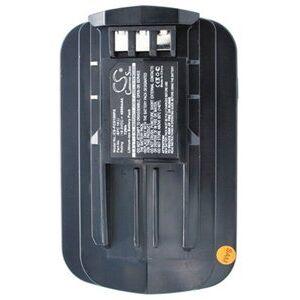 Festool HK 55 batteri (4000 mAh, Sort)