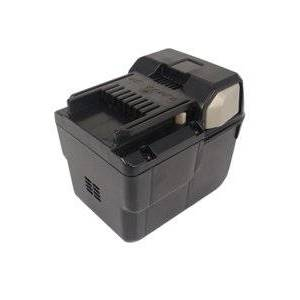 Hitachi DH 36DAL batteri (3000 mAh, Sort)