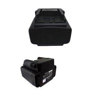Hitachi DH 24DVA batteri (1500 mAh)