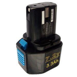 Hitachi NR 90GC batteri (3300 mAh)