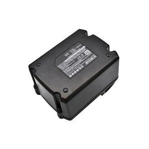 Milwaukee M14 B4 batteri (3000 mAh, Sort)