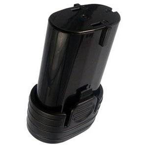 Makita DF012DSJ batteri (1500 mAh, Sort)