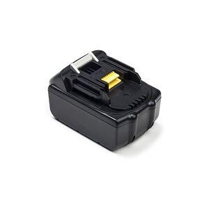 Makita DPO600Z batteri (6000 mAh, Sort)