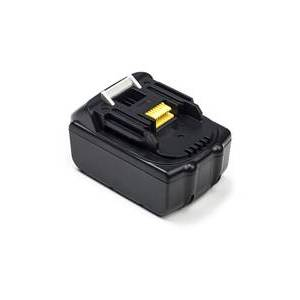 Makita DUX60Z batteri (6000 mAh, Sort)