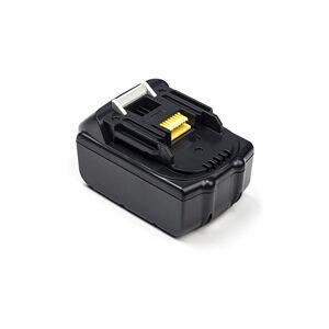 Makita BGA452RFE batteri (3000 mAh, Sort)