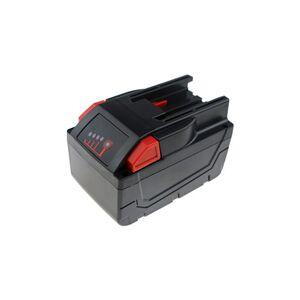 Milwaukee 33-DEGREE ANGLE DRIVE batteri (4000 mAh, Sort)