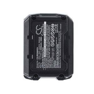 AEG BWS 12 C batteri (4000 mAh, Sort)