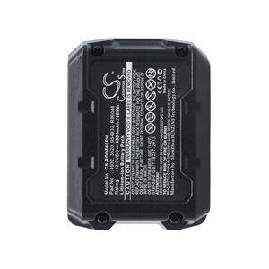 AEG BS12C batteri (4000 mAh, Sort)