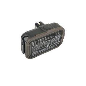 Ryobi R18IW3-0 batteri (2000 mAh, Sort)