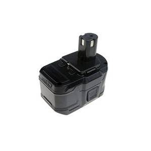 Ryobi CDI-1802 batteri (4500 mAh, Sort)