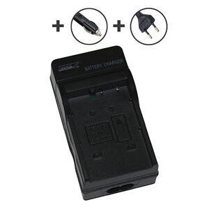 Sony Cyber-shot DSC-W330/R 2.52W batterilader (4.2V, 0.6A)