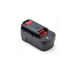 Black & Decker PF188 batteri (2000 mAh, Sort)