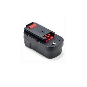 Black & Decker FS188F4 batteri (2000 mAh, Sort)