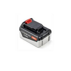Black & Decker GTC650 batteri (4000 mAh, Sort)