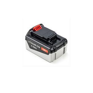 Black & Decker GWC1800L batteri (4000 mAh, Sort)