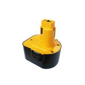 Black & Decker CD9600 batteri (2000 mAh)