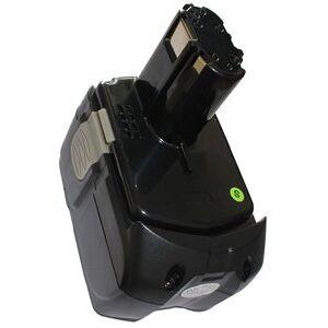Hitachi C18DLP4 batteri (3000 mAh, Sort)