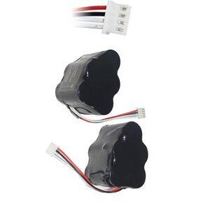 Ecovacs 3500 mAh Batteri (Settet inneholder 2 batterier)