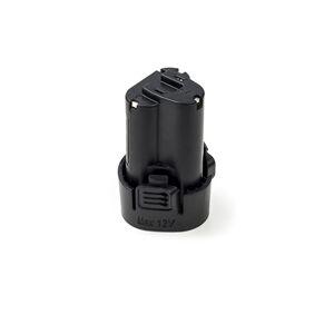 Makita HU01 batteri (1500 mAh, Sort)