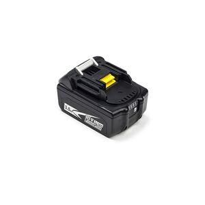 Makita BTD140SFE batteri (3000 mAh, Sort)