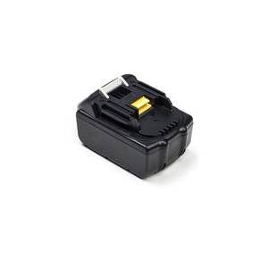 Makita DUH752 batteri (4000 mAh, Sort)