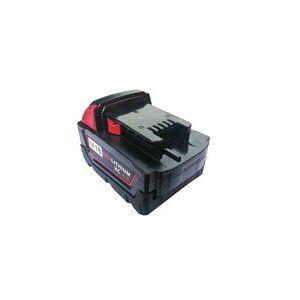 Atlas Copco LokTor S18TX batteri (4000 mAh, Sort)