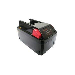 Milwaukee V28 BS batteri (3000 mAh, Sort)