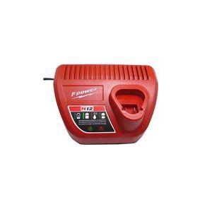 Milwaukee 2451-20 36W batterilader (10.8 - 12V, 3A)