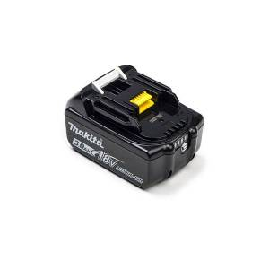 Makita Batteri (3000 mAh, Sort, Originalt) passende til Makita DVC861LZ