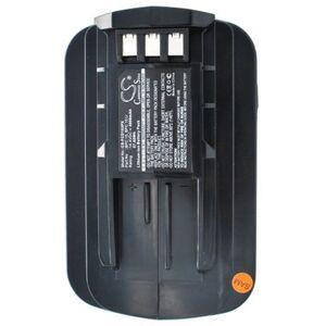 Festool Batteri (3000 mAh, Sort) passende til Festool KAL Syslite LED Work Light