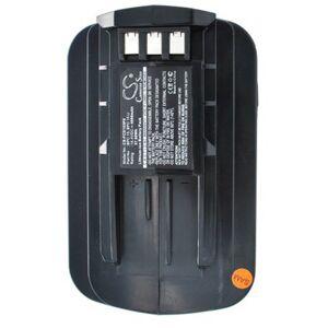 Festool Batteri (4000 mAh, Sort) passende til Festool KAL Syslite LED Work Light