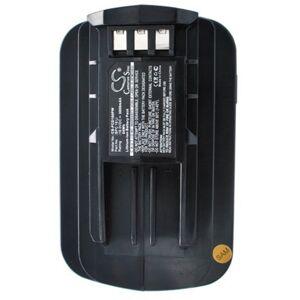 Festool Batteri (3000 mAh, Sort) passende til Festool PSBC 400