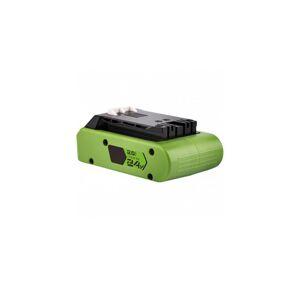 GreenWorks Batteri (2000 mAh, Grønn) passende for GreenWorks 20-Inch Cordless Pole Hedge Trimmer