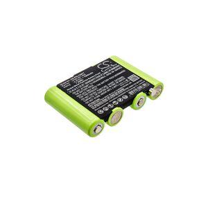 Peli Batteri (1500 mAh, Sort) passende til Peli 3760Z0