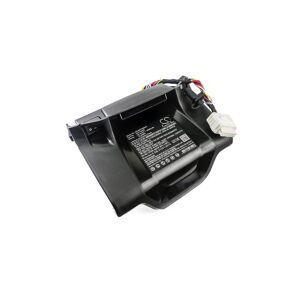 Robomow Batteri (3000 mAh, Sort) passende for Robomow City MC1000