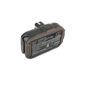 Ryobi Batteri (2000 mAh, Sort) passende til Ryobi CID-1802M
