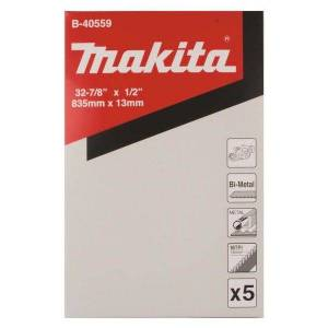 Makita B-40559 Båndsagblad 5-pakn, 18T