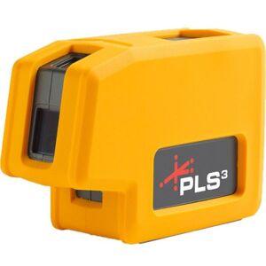 PLS 3 Punktlaser med rød laser